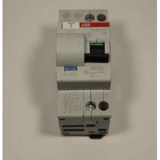 ДИФ автомат ABB DS941 1п+N C16А 30мА  тип АС