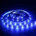 Лента светодиодная (LED) SMD3528-300B-12, синий цвет, 4,8Вт/м, IP20