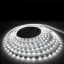Лента светодиодная (LED) SMD3528-300W-12, холодный белый цвет, 4,8Вт/м, IP20
