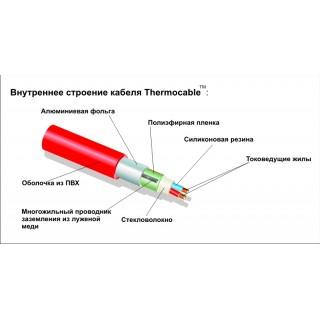 """Двухжильный экранированный кабель """"Thermocable"""" SVK-20-18"""